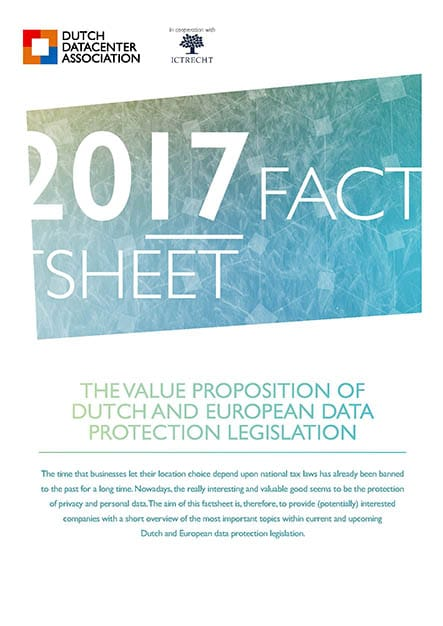 The Value Proposition of Dutch and European data protection legislation