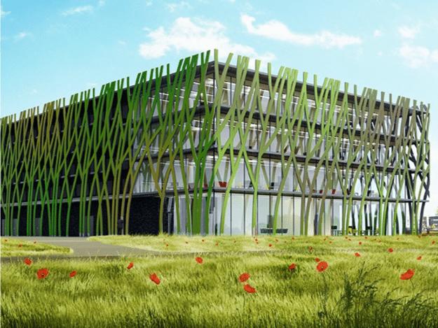 Nieuw datacenter van Bytesnet op -lab op Campus Groningen