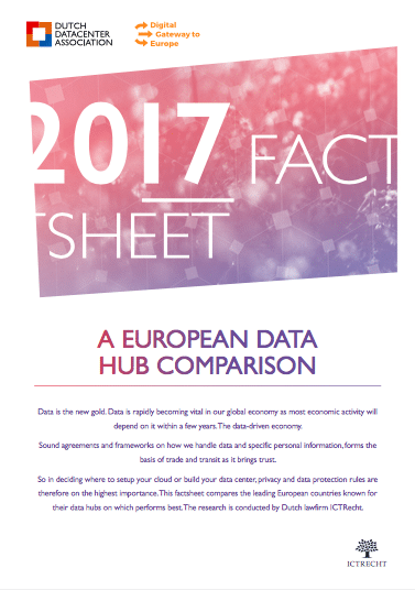Factsheet: A European Data Hub Comparison