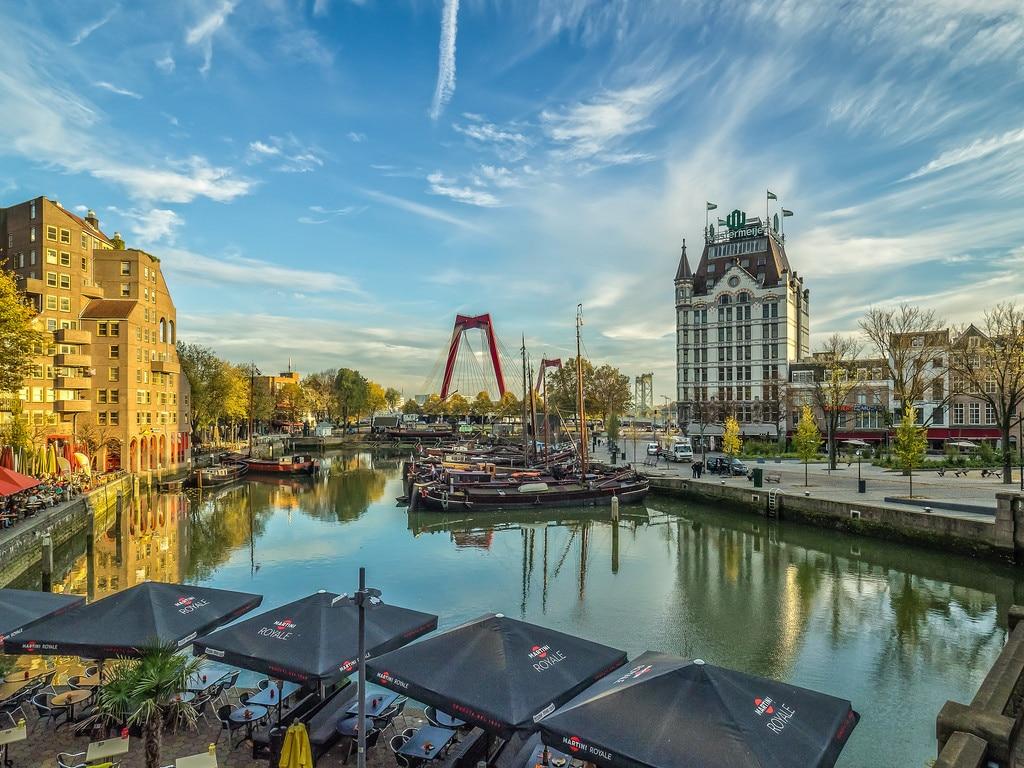 Steeds meer bedrijven profiteren van de digitale haven van Rotterdam