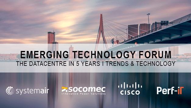 Opkomende technologieën en trends vormen het datacenter van de toekomst