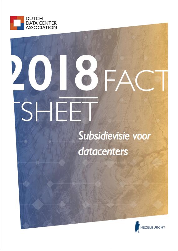 Subsidievisie voor Datacenters 2018