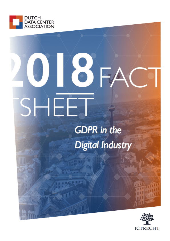 GDPR in the Digital Industry (incl. Checklist)