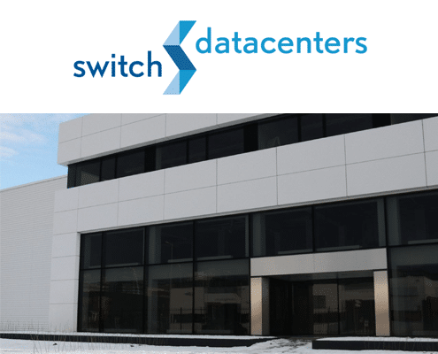 Danish delegation welcomed by Amsterdam-based Switch Datacenters