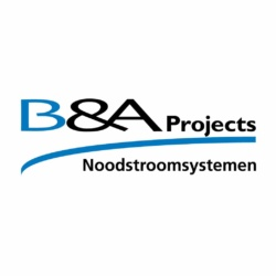 BA Projects logo display