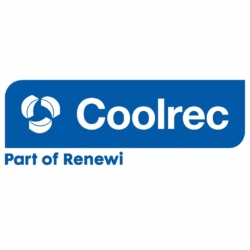 Coolrec logo display