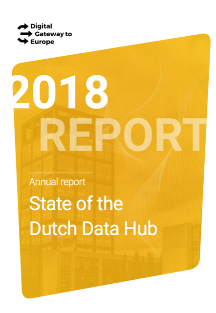 State of the Dutch Data Hub rapport 2018