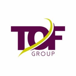 TOFgroup logo display