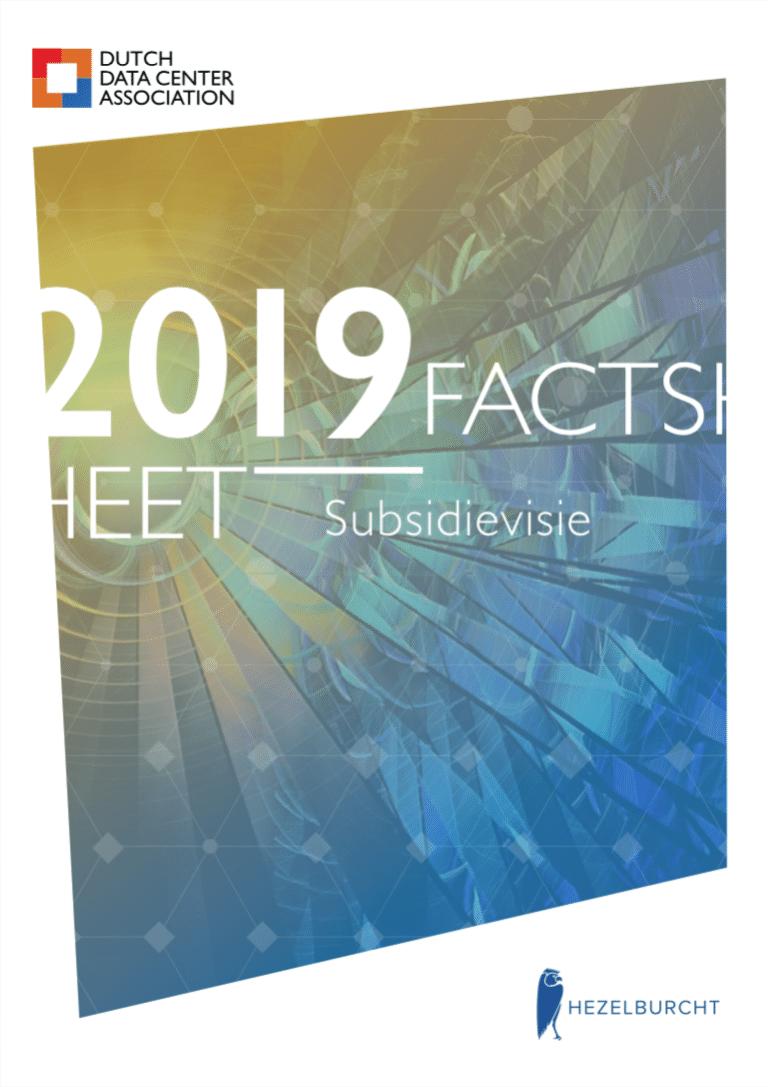 Subsidievisie 2019