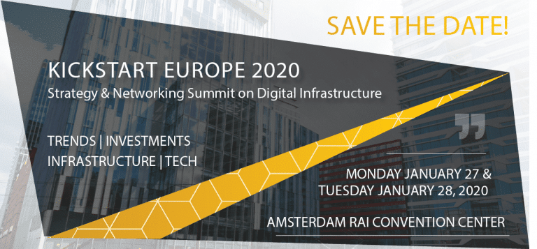 KickStart Europe 2020 expands to 1.000 attendees and adds 'Edge' as one of main topics