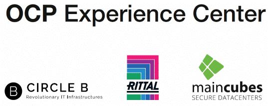 Rittal en Circle B kiezen maincubes AMS01 als nieuwe locatie van het Europese OCP Experience Center