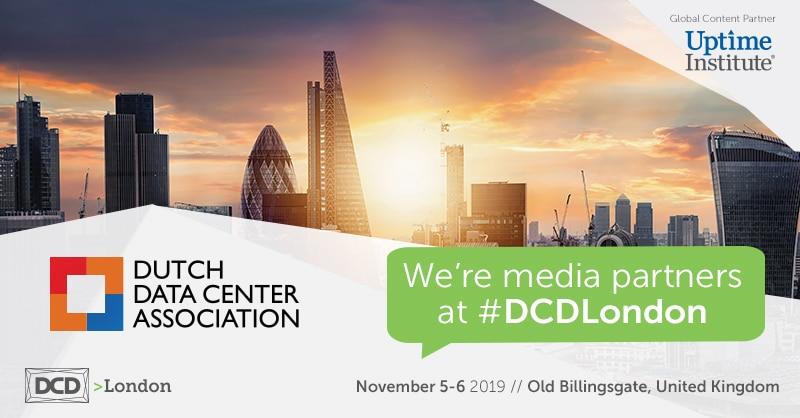 DCD – Data Centre Dynamics London