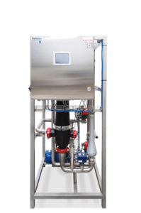 Pathema's vortex waterbehandeling biedt oplossing voor chemievrije behandeling koeltoren SmartDC