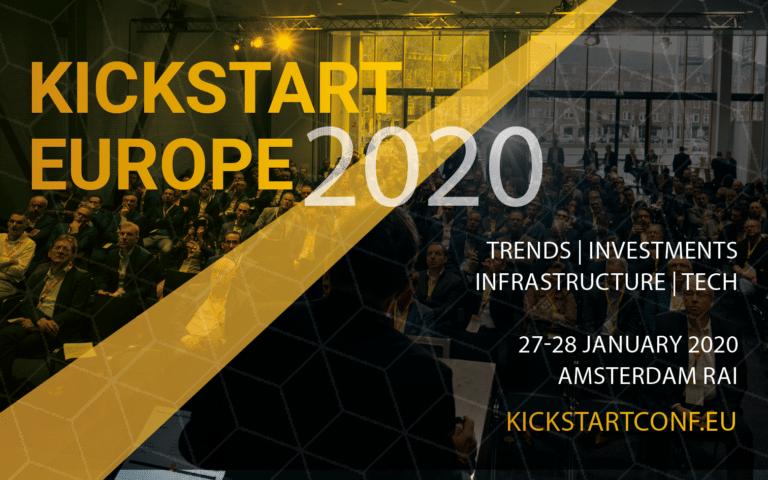 """""""De versterking van de digitale economie vraagt om een platform dat meerdere samenwerkingsverbanden, innovaties en oplossingen kan matchen,"""" zegt Stijn Grove, initiator van KickStart Europe."""