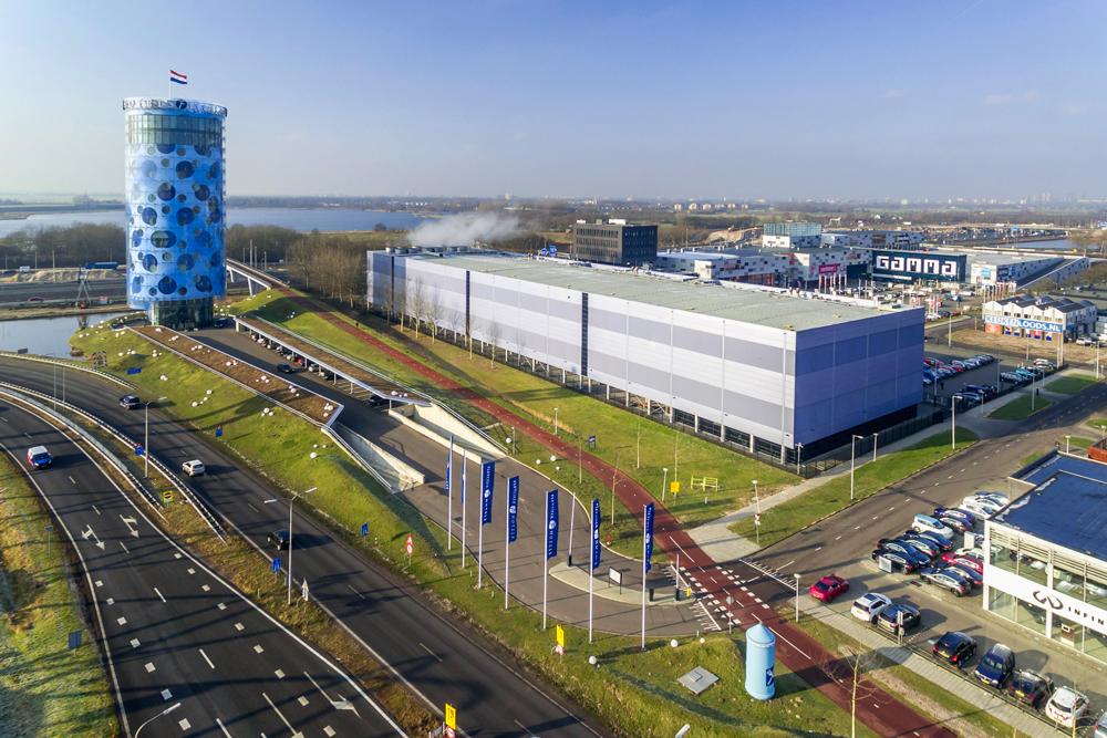 Restwarmte uit datacenter verwarmt potentieel honderden woningen in Amsterdam