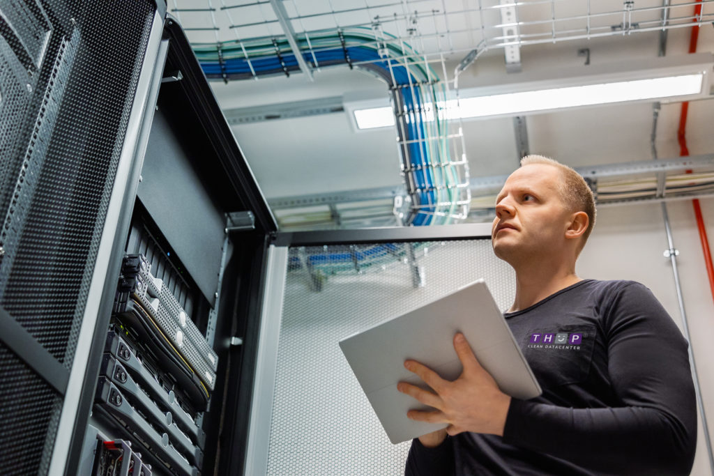 THP lanceert nieuw label Clean Datacenter en sluit zich aan bij Dutch Data Center Association