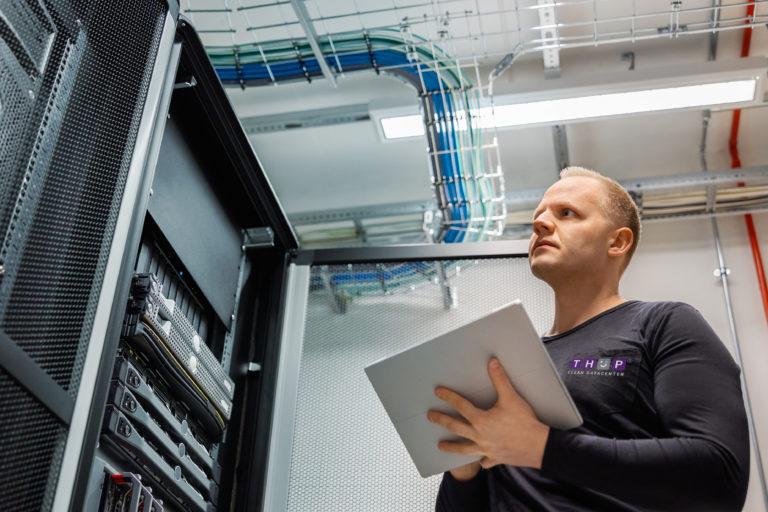 THP lanceert nieuw label Clean Datacenter en sluit zich aan bij Dutch Data Center Association