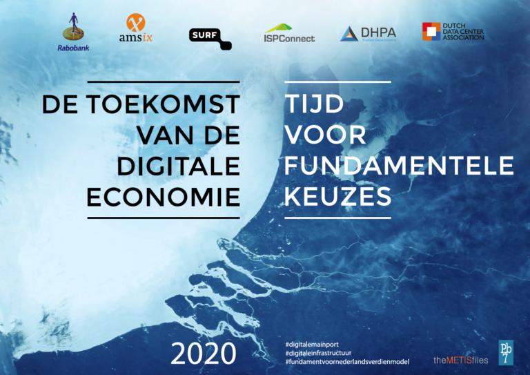 De toekomst van de digitale economie