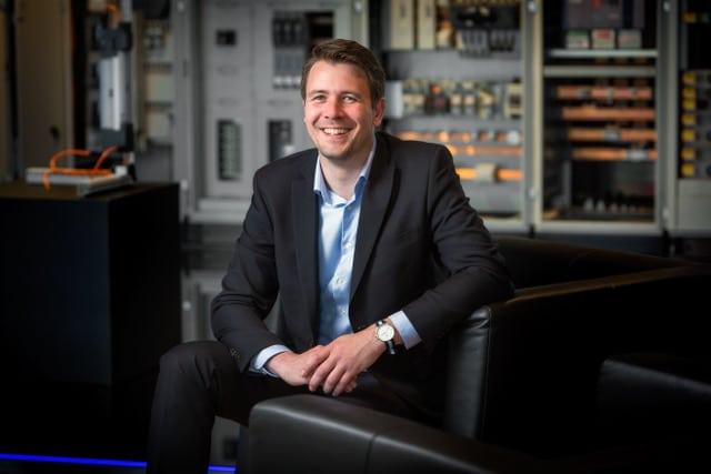 """Marc Corbeek: """"Zeker nu met de pandemie besef ik mij hoe gaaf het is om in de digitale sector te werken"""""""
