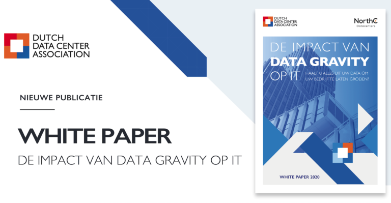 Data Gravity zorgt voor een terugkeer van gedistribueerde computing
