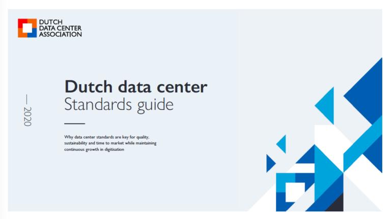 White Paper en Online Wegwijzer voor de belangrijkste normen voor datacenters
