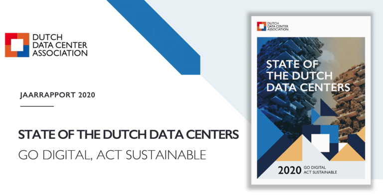 A clear, sustainable growth path for the Dutch data center industry
