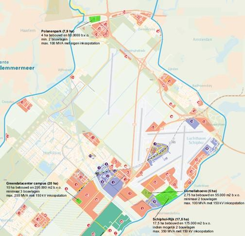 Municipality of Haarlemmermeer announces new data center policy
