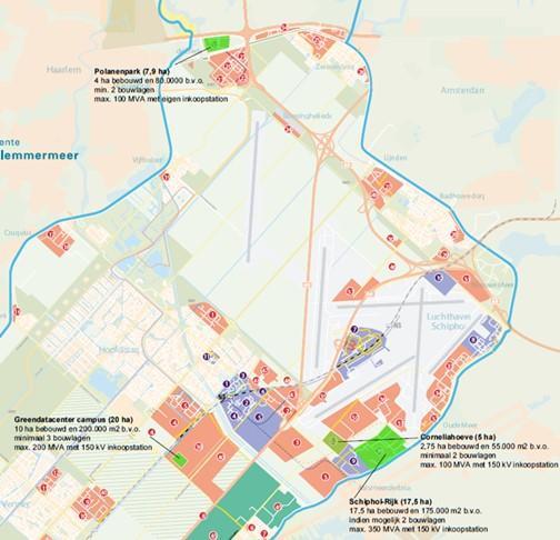 Nieuw datacenterbeleid gemeente Haarlemmermeer