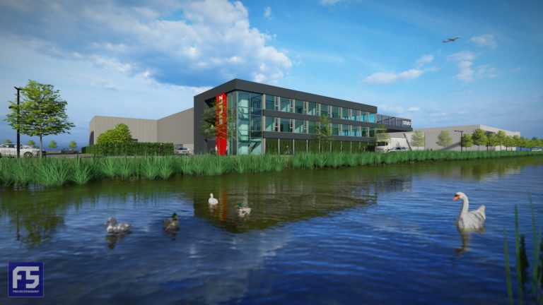 STULZ will move to a new sustainable building in Hoofddorp at the end of 2021.