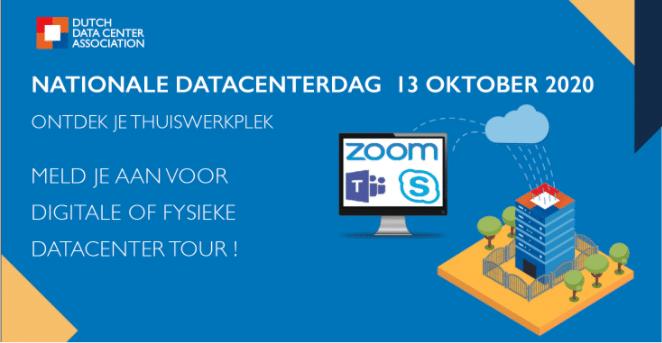 Datacenters openen (digitale) deuren op 13 oktober tijdens Nationale Datacenter Dag