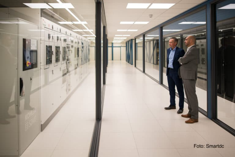 Datacentersector zet in op omscholing van technisch personeel via brancheopleiding