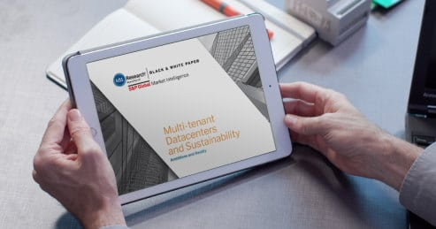 Efficiëntie en duurzaamheid belangrijk concurrentievoordeel, zegt 451 Research-rapport