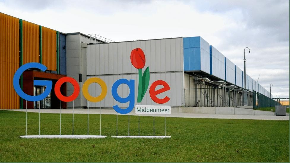 Onderzoek: Google's datacenterinvesteringen in Nederland leveren gemiddeld jaarlijks 3400 banen op
