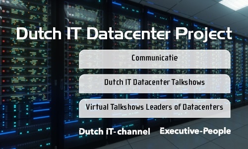 Dutch IT Channel start Datacenter Project