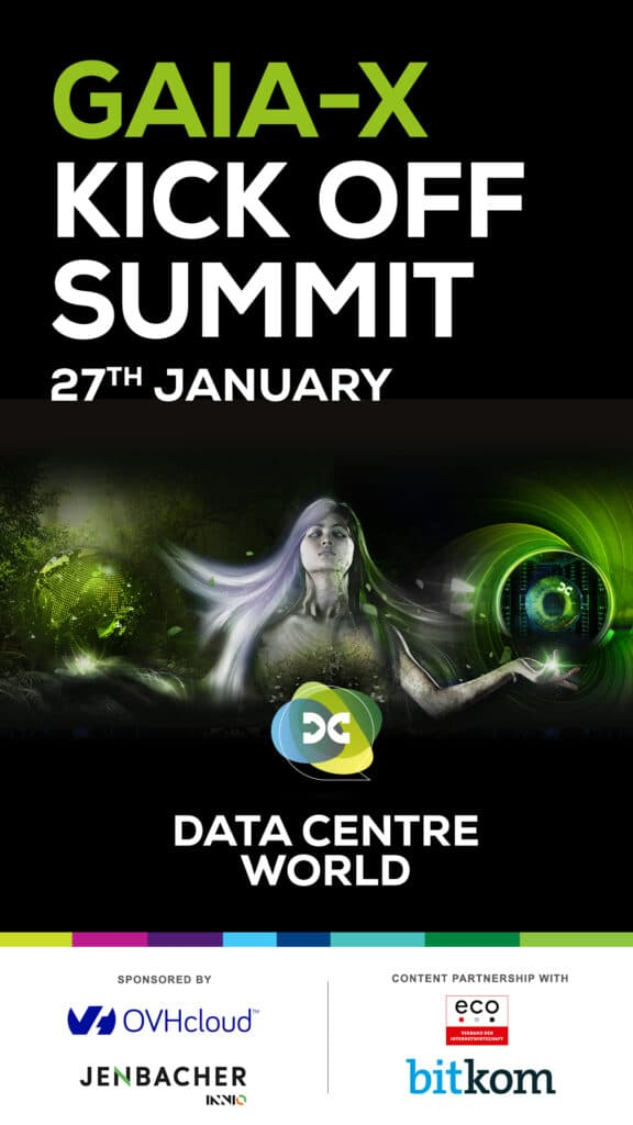 GAIA-X Kick off Summit – Data Centre World