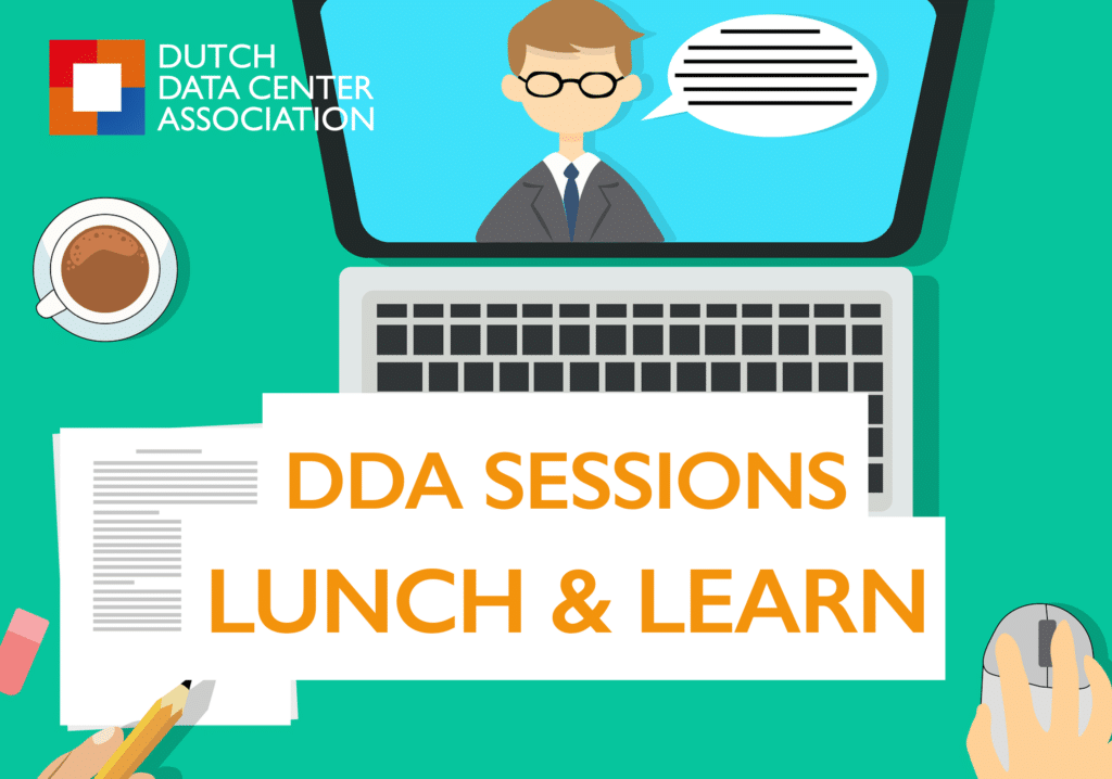 DDA sessions Lunch & Learn: Duurzaam koelwater voor datacenters