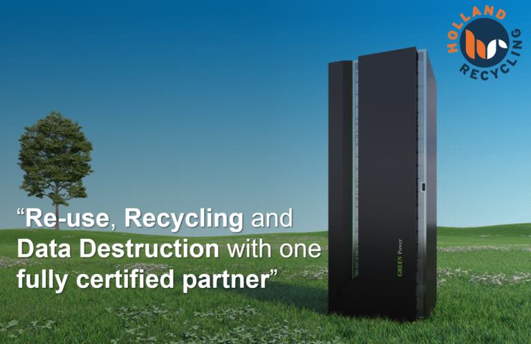 DDA-partner Holland Recycling zorgt voor uitgefaseerde IT-hardware