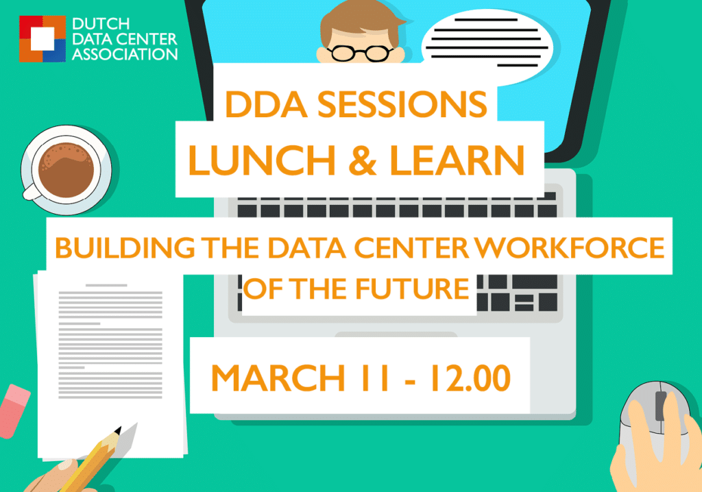 DDA sessions Lunch & Learn: Building the Data Center Workforce of the Future