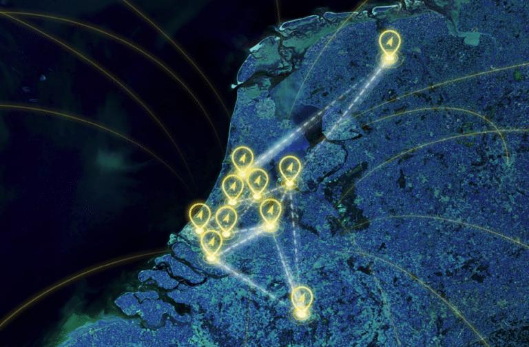 NorthC verbindt regionale datacenters via snelle Region Connect Ring