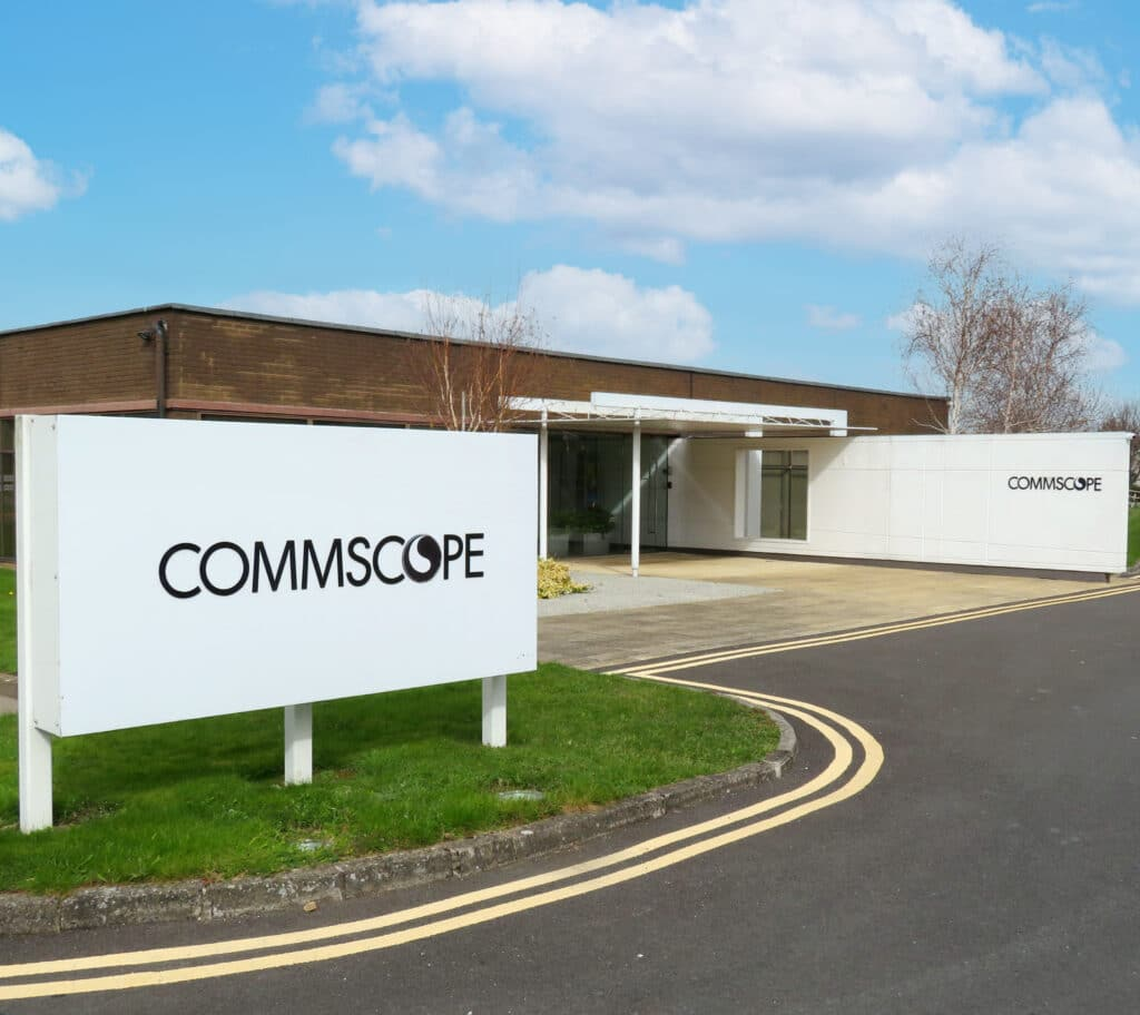 Commscope joins the DDA to work together with the industry on the future of data centers