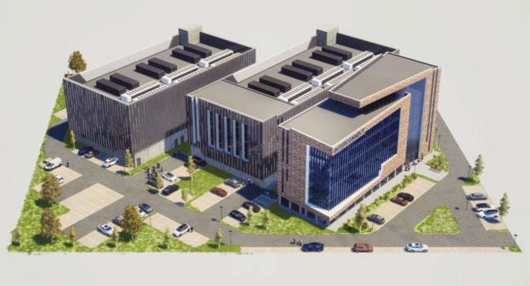Interconnect bouwt nieuw hoofdkantoor en datacenters in Den Bosch