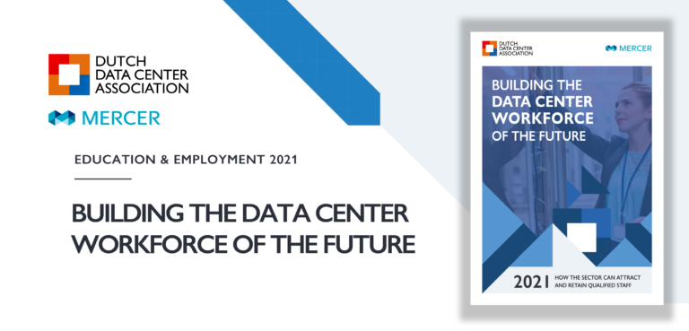 New report: Data centers impact millions of jobs in Dutch economy