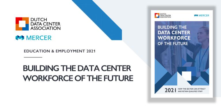 Nieuw rapport: Datacenters fundamenteel voor miljoenen banen in de Nederlandse economie