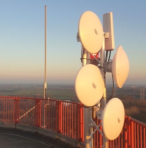 Pilot Cellnex en Techtenna versnelt realisatie IoT netwerk Tilburg