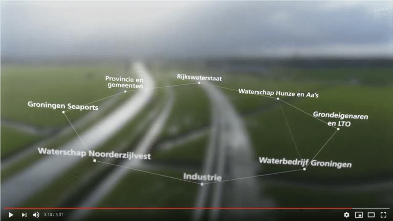 Duurzame watervoorziening voor Google's datacenter in Eemshaven