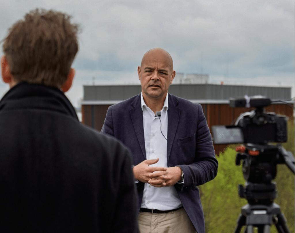 AT5 uitzending: Datacenters overbodig of een zegen voor de Amsterdamse economie?