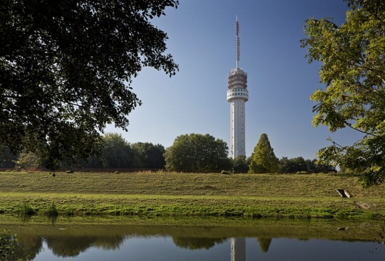 Cellnex levert datacenter aan Toren7 in haar telecom- en datatoren van Roermond