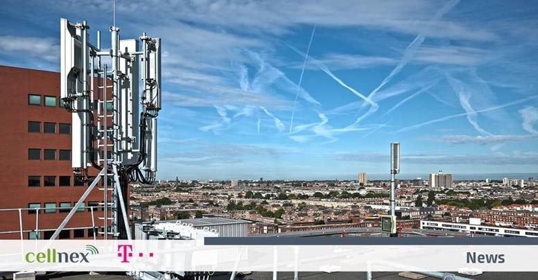 Cellnex rondt de integratie van 3.150 sites in Neder-land af