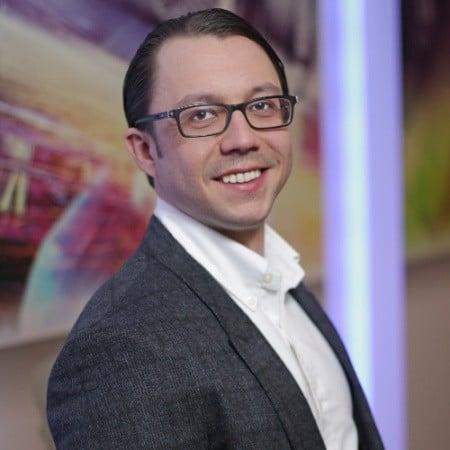 """Kamil Byczkow: """"Veel datacenters weten niet dat filters een energielabel hebben"""""""
