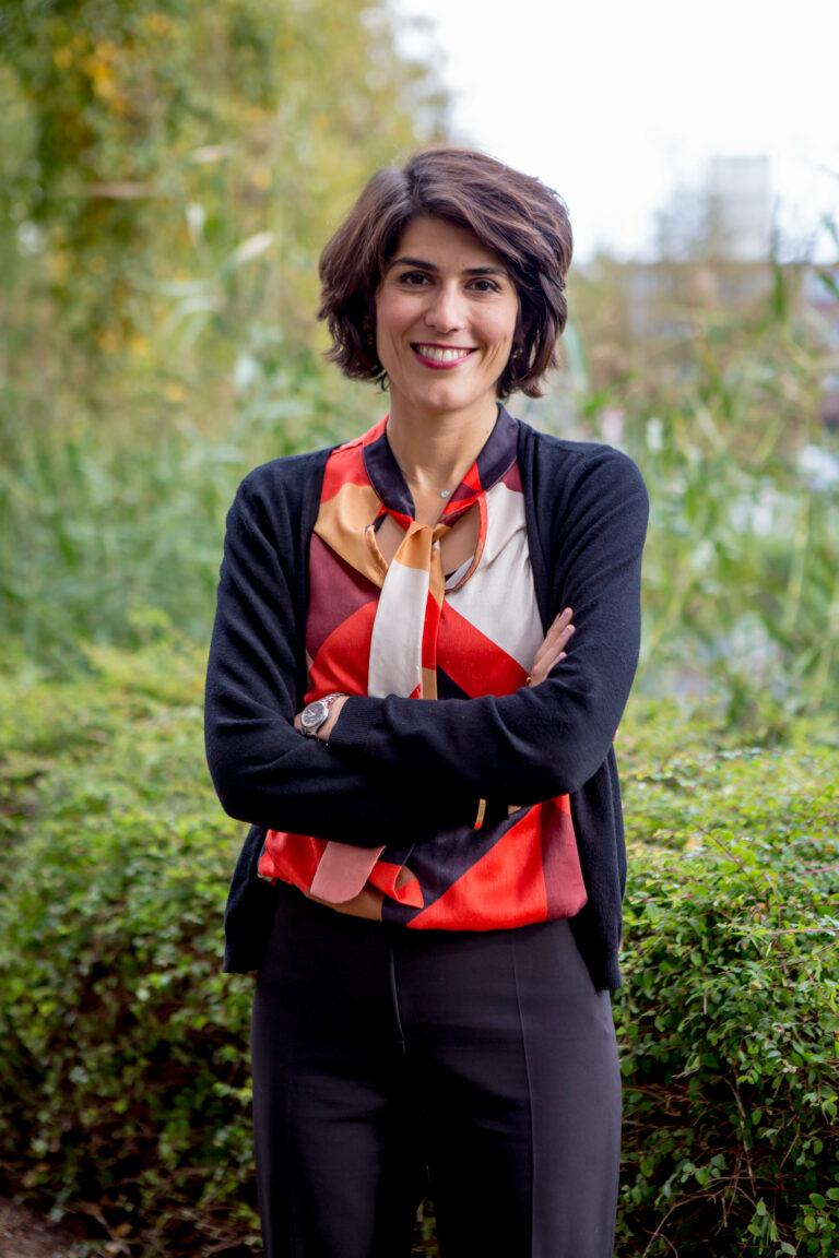 """Sahar Yadegari: """"Geef ieder kind dezelfde kans op een toekomst in de digitale samenleving"""""""